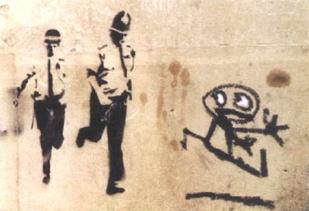 Banksy-chaseme