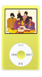 Yellow_ipod